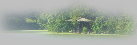 NY-Central Park-Gazebo On Rowers Pond-W. 72nd St Entrance
