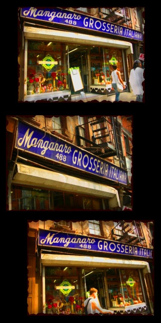 NY- Manganaro's Grosseria Italiano