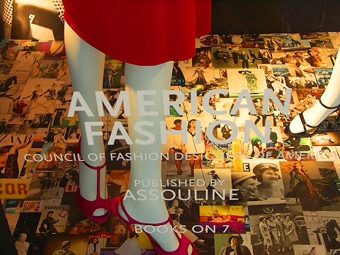 NY- Bergdorf Goodman- American Fashion by Assouline