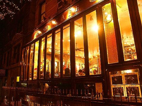 NY- Cafe Lalo