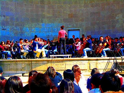 Bandshell Central Park Nyc ny Central Park Bandshell