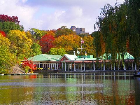 Ny Central Park Boathouse Restaurant