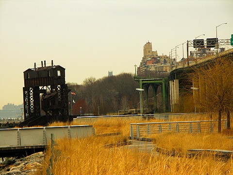 NY- 69th Street Transfer Bridge- Central Railroad