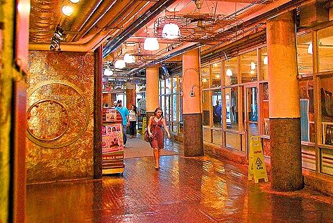 NY- Chelsea Market in The Summer   I Photo New York   Chris Brady ...  Chelseamarket