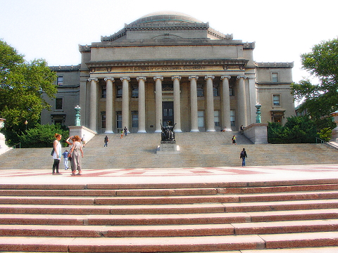 NY- Columbia University- Low Memorial Library