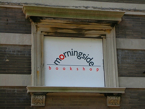 NY- Columbia University- Morningside Bookshop