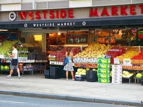 NY- Columbia University- Westside Market