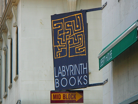 NY- Columbia University- Labyrinth Books
