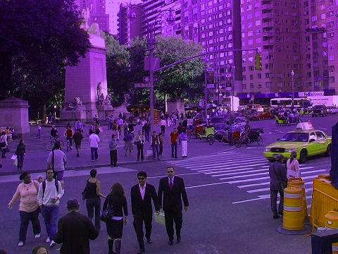 NY- Columbus Circle