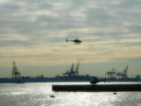 NY- Downtown Manhattan Heliport