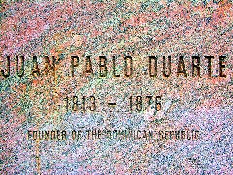 NY- Duarte Park Statue