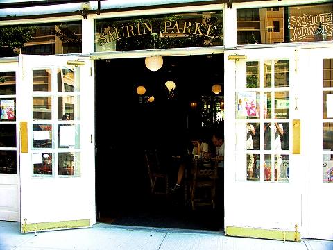 NY- Harlem- Saurin Parke