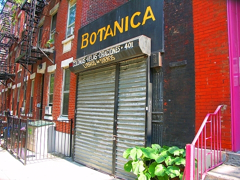 NY- Hells Kitchen- Botanica