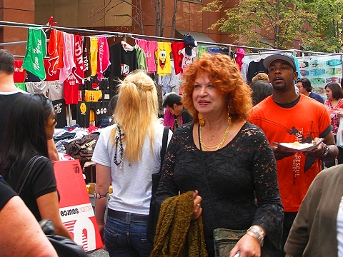 NY- Midtown Street Fair