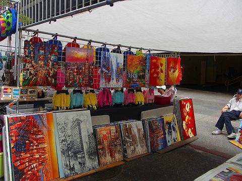 Street Fair Artist