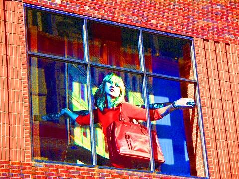 NY- Soho Greene Street Windows and Sicis