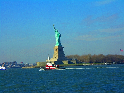 NY- Statue of Liberty