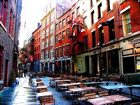 NY- Stone Street