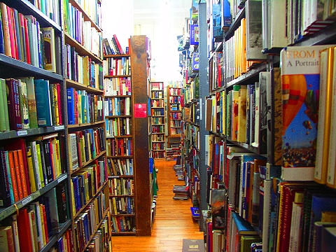 NY- Strand Bookstore- Over 18 Miles of Books- 12th and Broadway