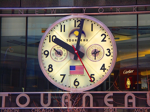 NY- Tourneau on West 57th Street