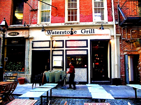 NY- Waterstone Grill- Stone Street