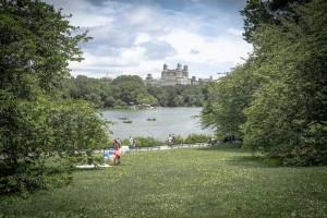 NY- Central Park Lagoon